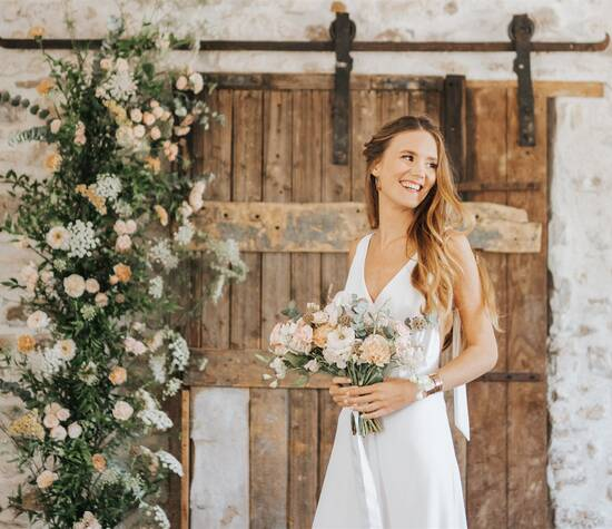 Photo : Maud Pignata / Floral & Wedding design Mademoiselle Constellation