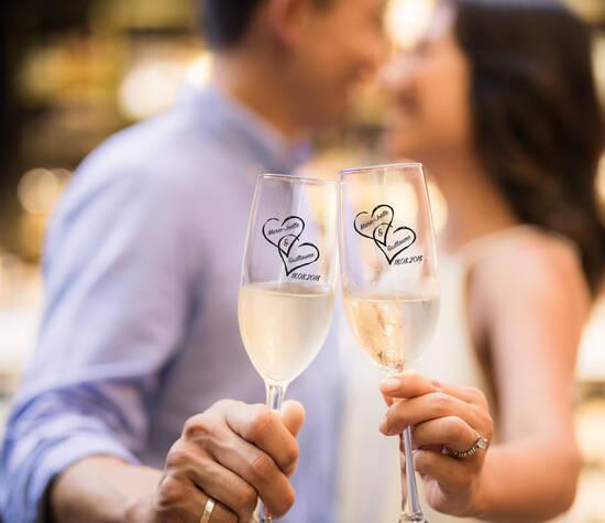 2 en 1 : Décorer vos tables tout en offrant un cadeau de mariage aux invités, c'est possible !