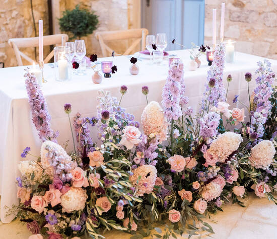 Mariage en Provence - Un Mas en Provence