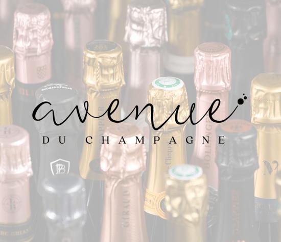 Logo Avenue du Champagne