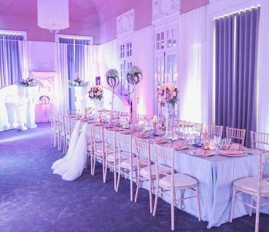 Table d'honneur One Day Event