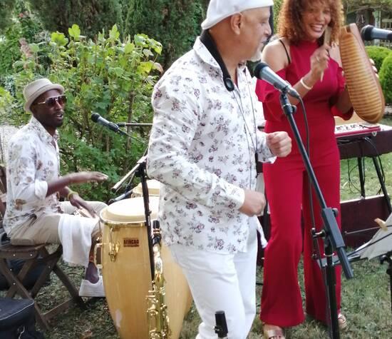 © Cubaband quartet- mariage de Pauline & Alexandre -Bouloc (31)