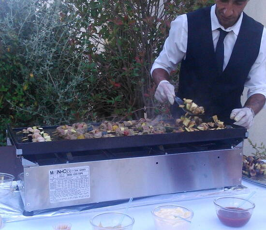 Animation Culinaire Mariage