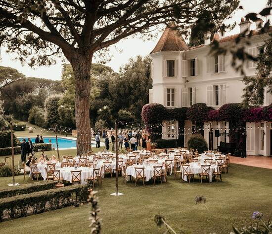 M & O - Mariage dans un Château