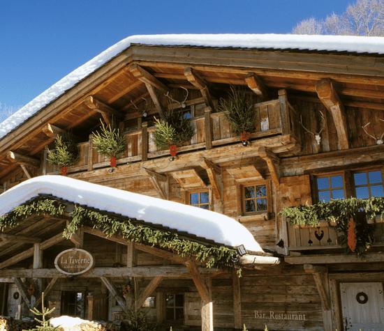 La Trattoria de la Taverne, Mont d'Arbois
