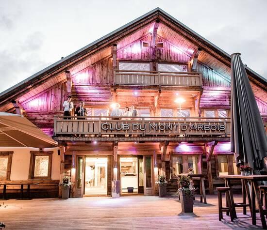 Club du Mont D'arbois