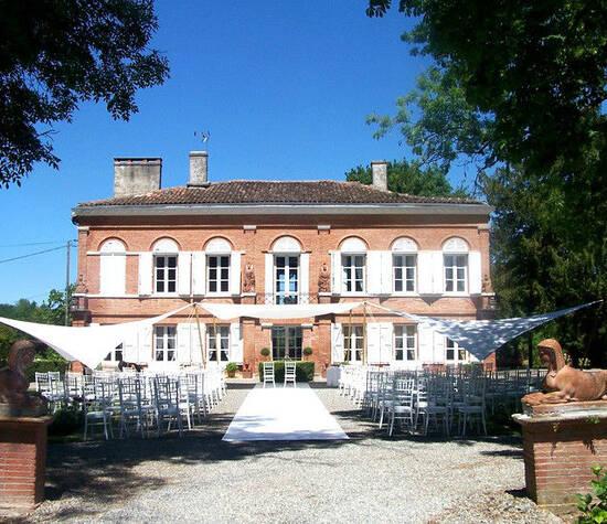 Domaine Saint Martin de Ronsac - Cérémonies laïques et vins d'honneur