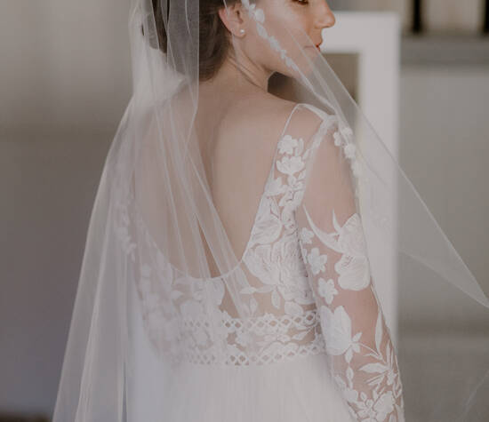 Mariée - Organisatrice de mariage Paris -Com'Une Orchidee - @photographe Pastoor