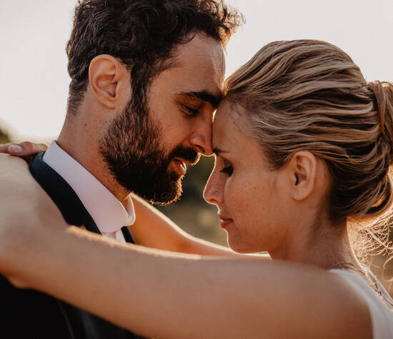 Couple - Mariage Provence