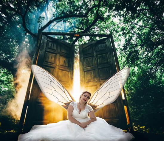 Un mariage unique © fidis