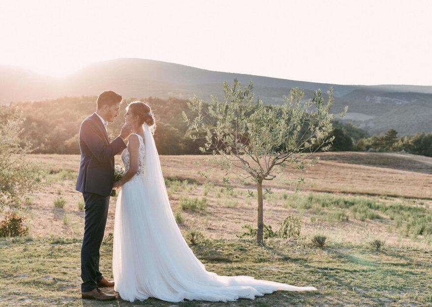 Les lieux incontournables pour un mariage cet automne ou cet hiver