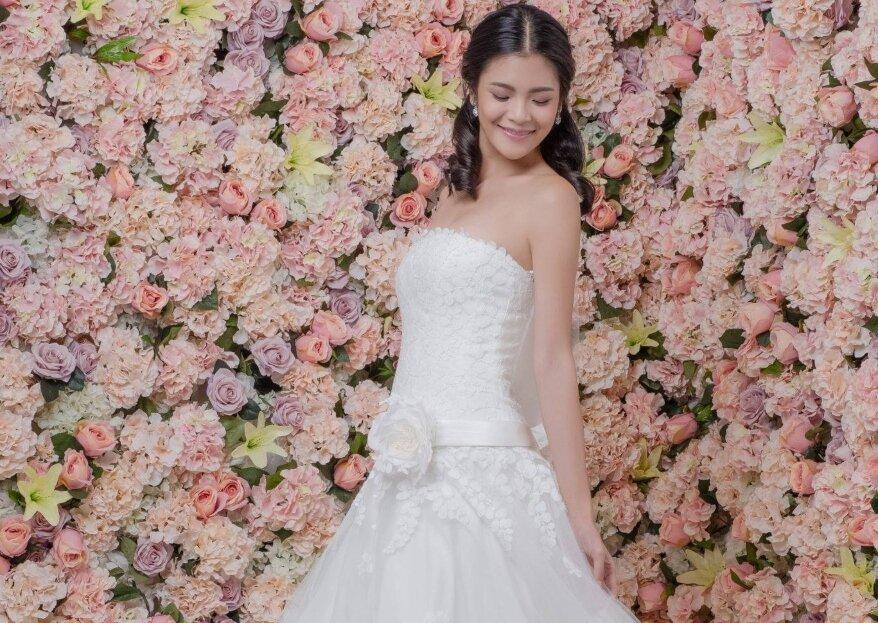 Passez du rêve à la réalité avec la boutique de robes de mariée Ma Précieuse pour Hervé Mariage