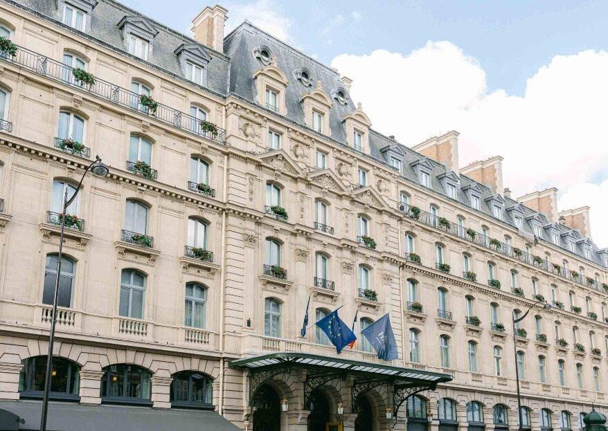 Hôtel Hilton Paris Opéra : un lieu d'exception pour des mariages de tous horizons