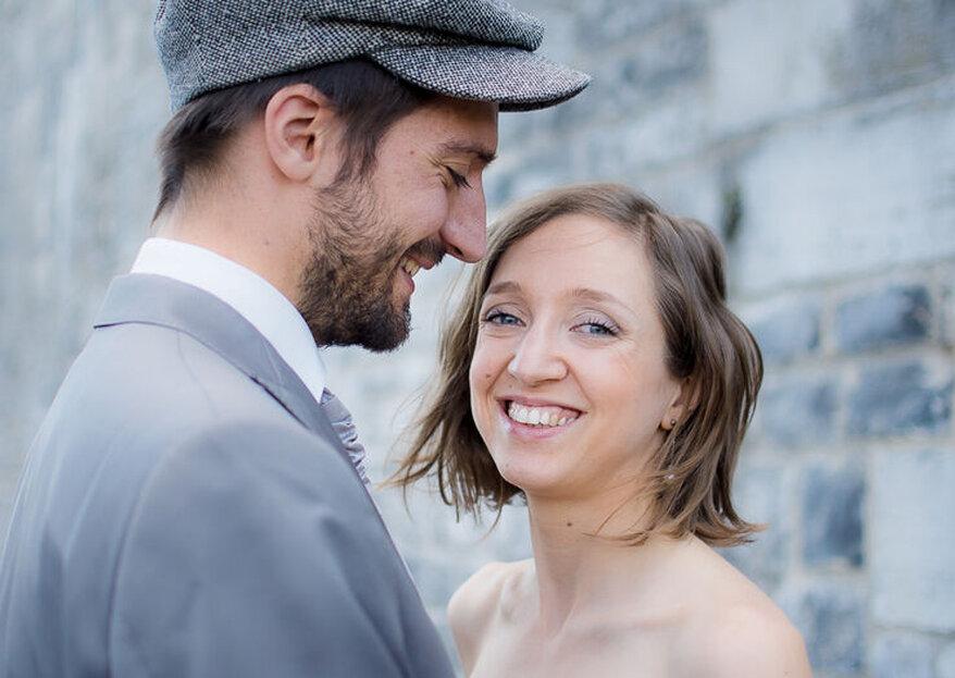 Laura Gelfged sera présente le jour J pour vous photographier sous toutes les coutures !