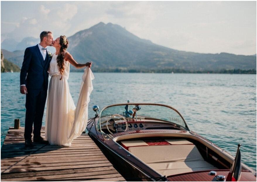 10 résolutions pour votre mariage en 2020
