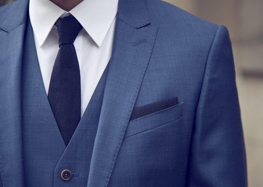 Vous n'avez pas encore mis la main sur le costume de marié idéal ? Découvrez vite ces adresses !