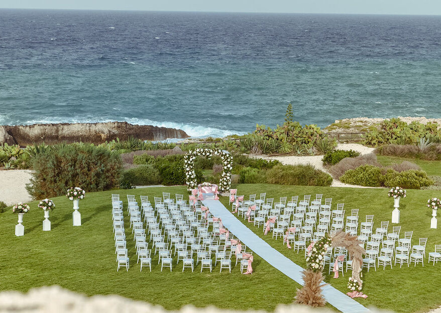 P&R Wedding Event Planner : les spécialistes du mariage en France et en Sicile