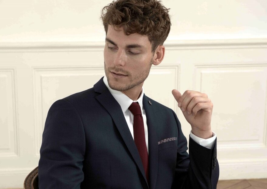 Jerem Paris : une adresse de choix pour trouver son costume de marié