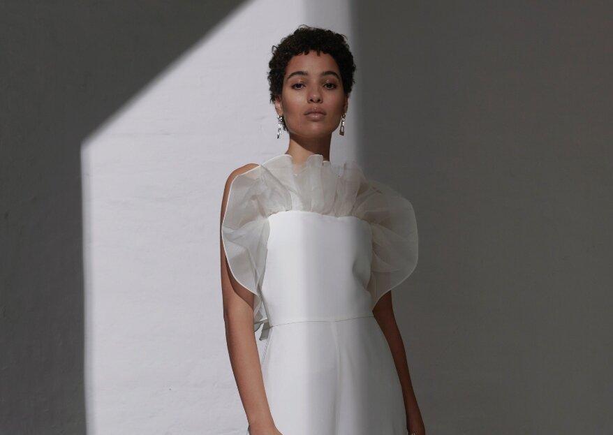 Printemps Mariage : découvrez en exclusivité les nouveaux modèles de Kaviar Gauche, ultra-modernes et élégants