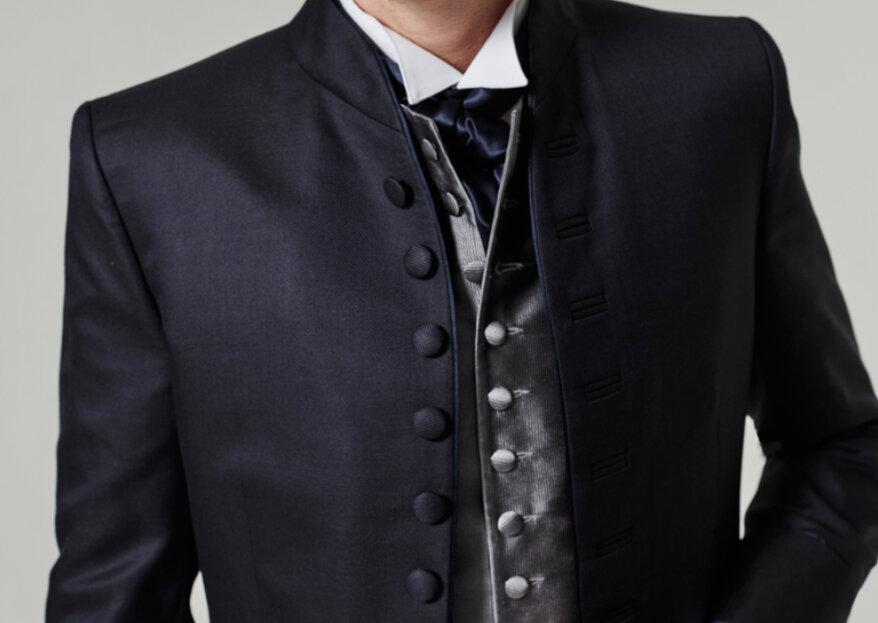 Création Morgan : des costumes de marié à la pointe de l'élégance, sur-mesure ou en prêt-à-porter, Made In France