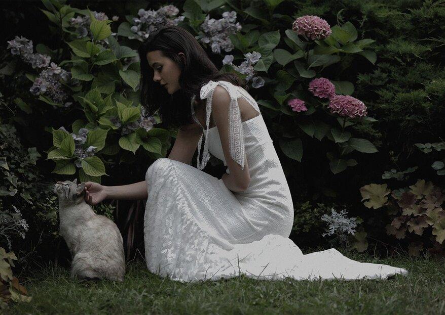 Epurée, bohème et couture : Love Is Like A Rose offre une deuxième collection éblouissante