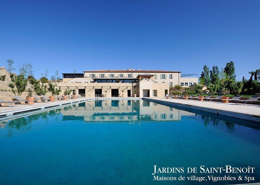 Les Jardins de Saint-Benoît : un petit coin de paradis au coeur des Corbières