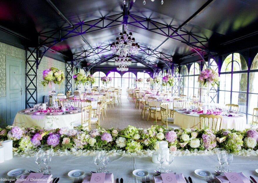 Trois Fleurs de Rêves décore votre mariage avec passion et créativité