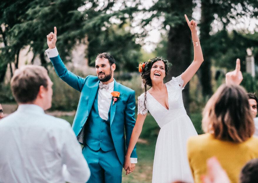 Comment choisir la musique de mon mariage en 5 étapes