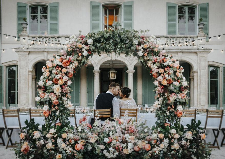Dites-nous quel couple vous êtes, nous vous recommandons le lieu de réception parfait