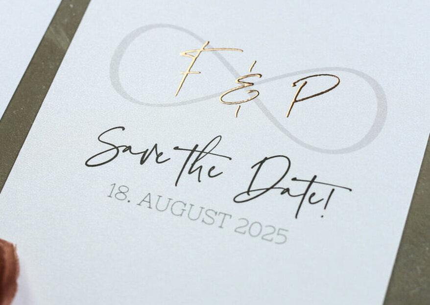 5 exemples de texte pour un Save the Date de mariage