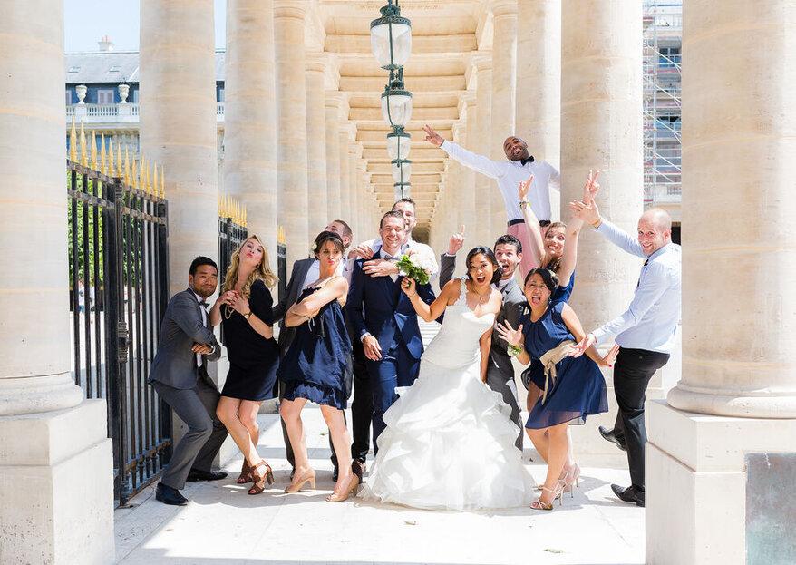 À chaque wedding planner sa spécificité !