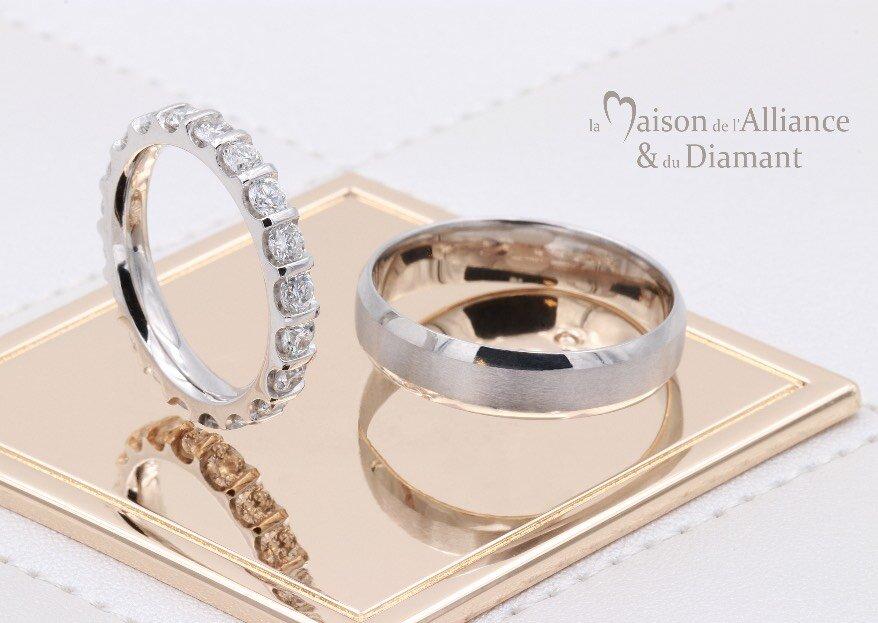 La Maison de l'Alliance et du Diamant : Des bijoux de qualité symbole d'une union qui dure !