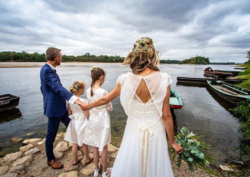 Emotion et spontanéité seront de mise dans vos photos de mariage avec Atout Pict'