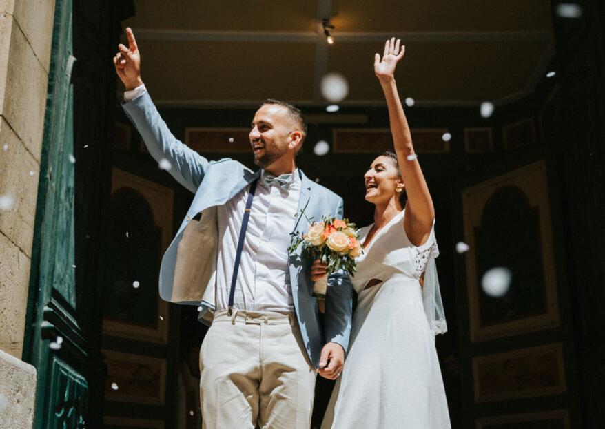 Nos meilleurs photographes de mariage du Var !