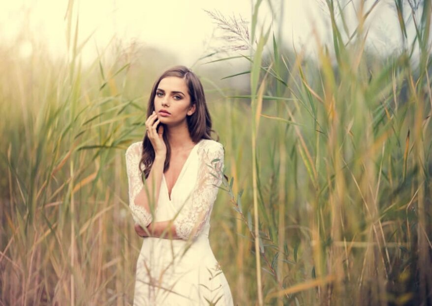 Dessinez votre propre robe de mariée dans la boutique lyonnaise Kaa Couture