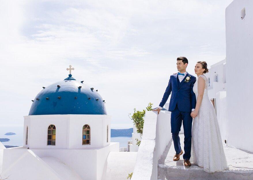 «Il y a mille façons de se marier, mais une seule vous correspond !» - Mariage dans l'Air