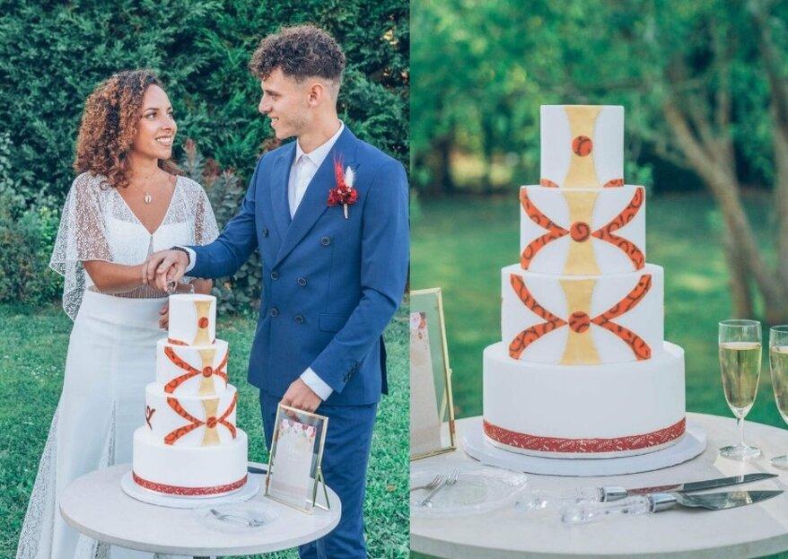 Paticielle : des wedding cakes aussi beaux que bons !