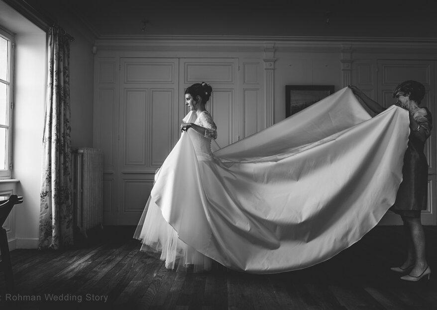 Laurent Kapelski, sa plus belle robe : la Vôtre
