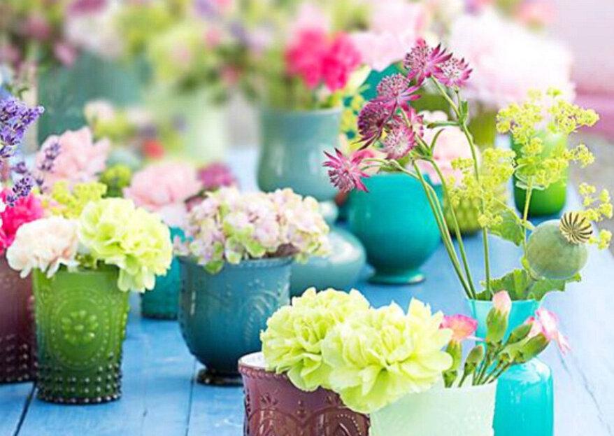 Profitez de promotions exclusives sur la décoration de vos centres de tables chez Décorer le Bonheur !