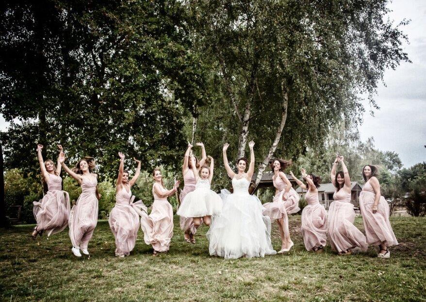 Frédéric Delouvée : revivez les émotions pures du grand jour à travers vos photos de mariage