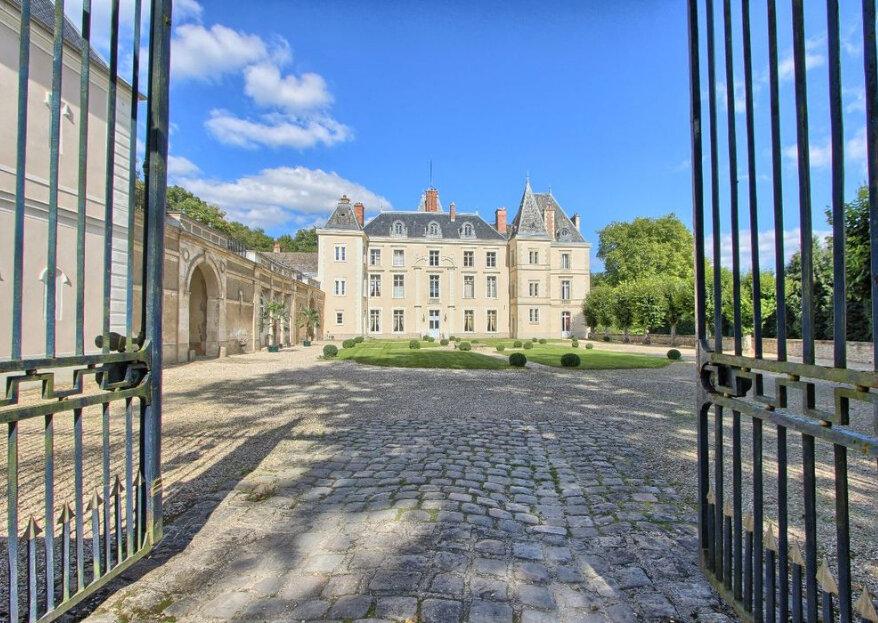 Le Château d'Adrien saura être le théâtre de votre événement d'exception