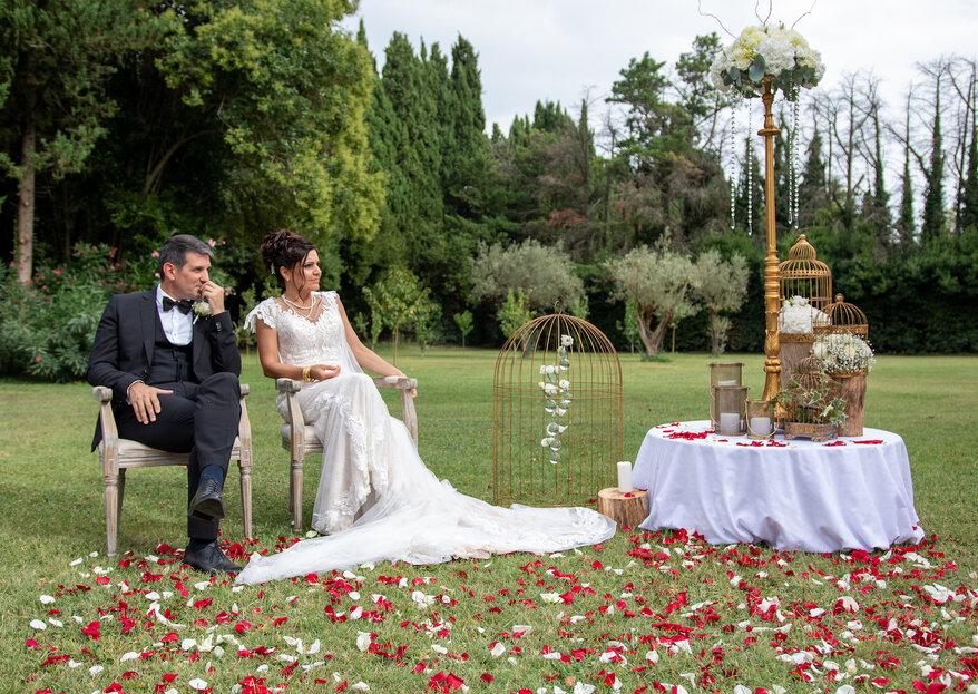 Aurélie et Xavier : un mariage provençal inoubliable organisé d'une main de maître