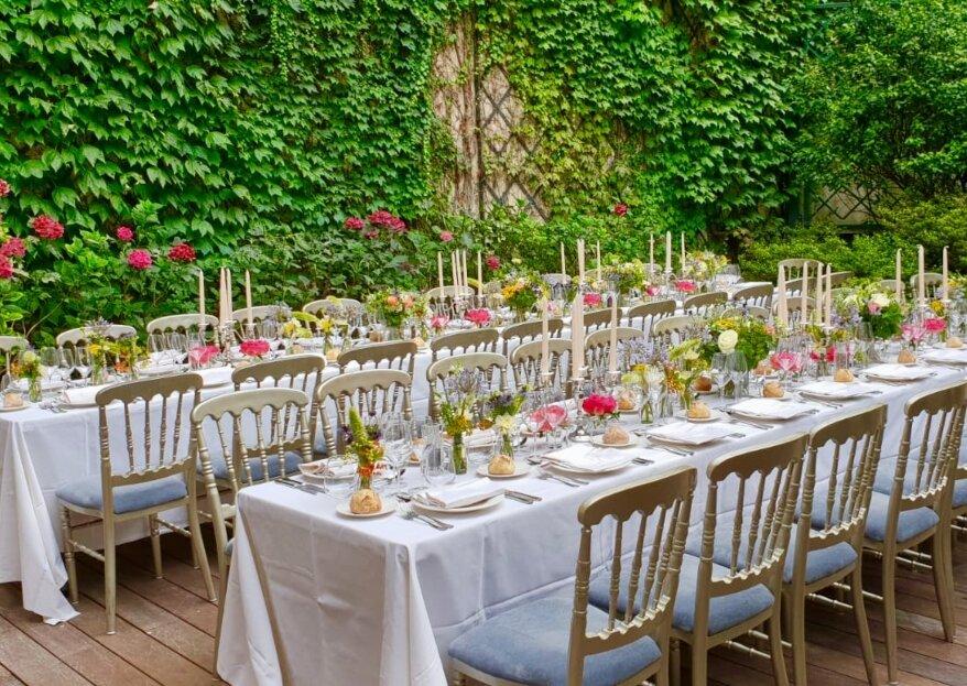 Hôtel des Arts & Métiers : organisez votre jour J dans un écrin de verdure au cœur de Paris