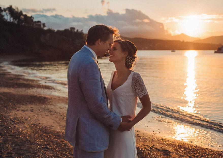 Comment être photogénique pour son mariage