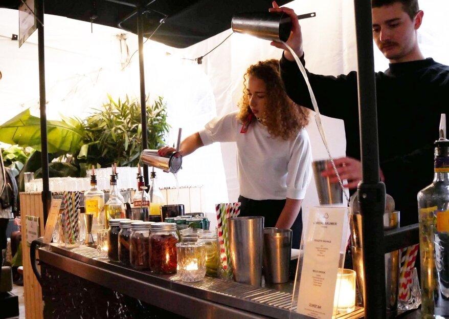 Le Sweet.Bar : quoi de mieux qu'un bar mobile avec des animations food et drink pour une ambiance festive ?