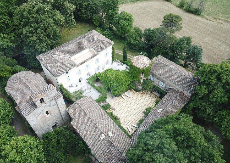Le Château de Saint-Félix : un havre de paix pour votre mariage champêtre