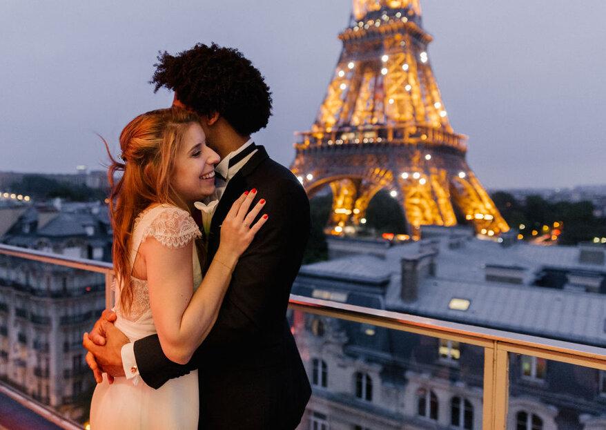 Hôtel Pullman Paris Tour Eiffel : mariez-vous dans un cadre idyllique avec une vue imprenable