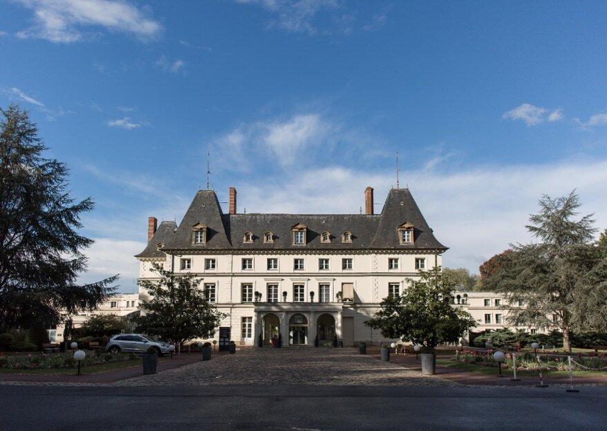 Vivez une expérience unique au Domaine de Frémigny, à seulement 45 minutes de Paris