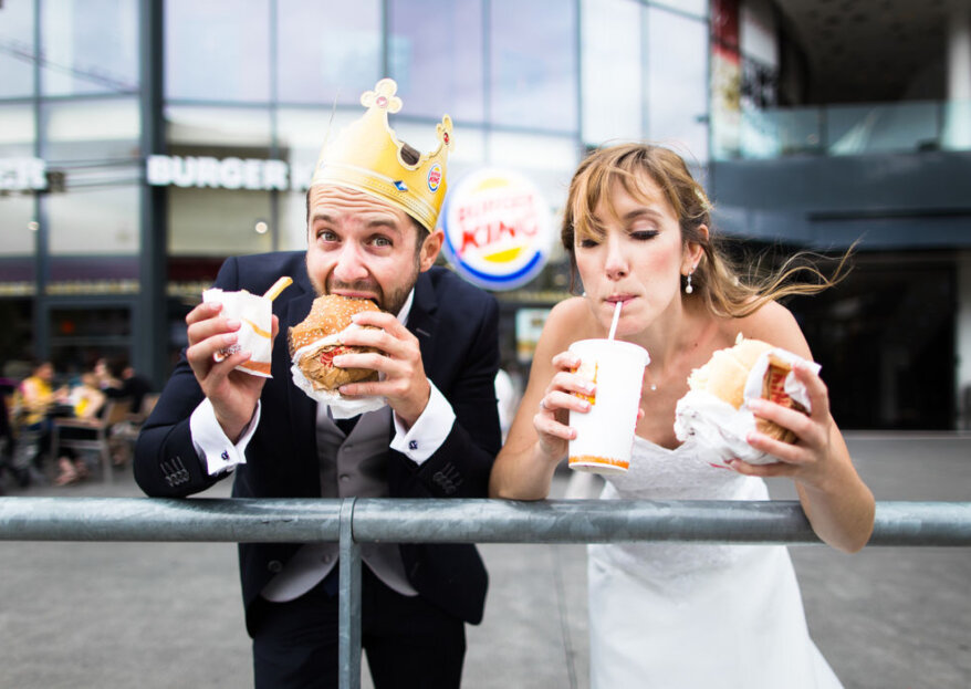 Repas de mariage : 5 idées de midnight snacks