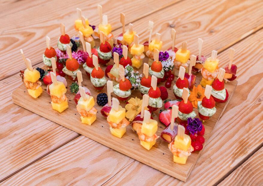 Traiteur ou restaurant A Casetta : optez pour un menu de mariage personnalisé